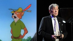 Robin Hood/Brian Bedford from Jezebel.com