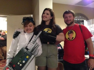 A Dr. Horrible Team. It was AWESOME.