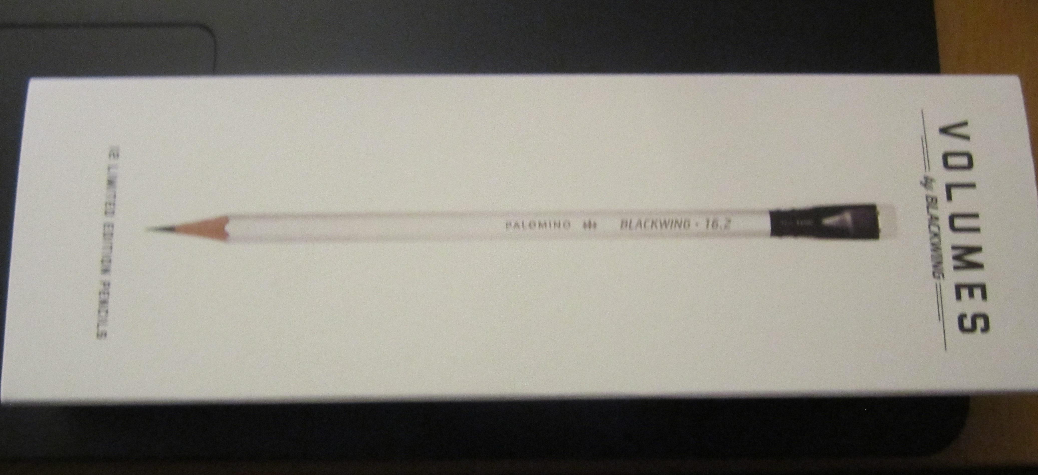 Pen/Pencil Review] Palomino Blackwing 16 2 – Ada Lovelace