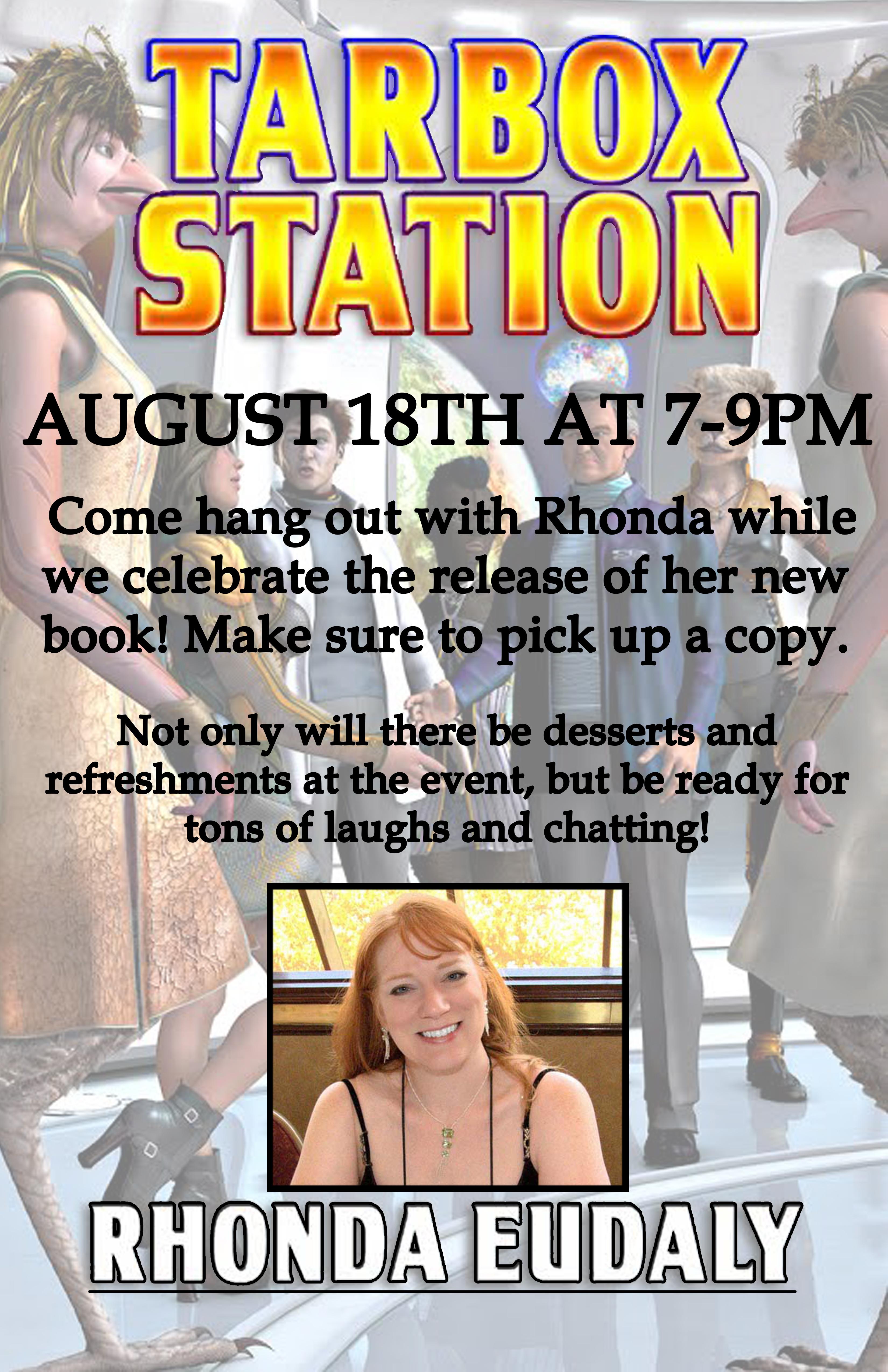 RhondaEudaly-TarboxStation
